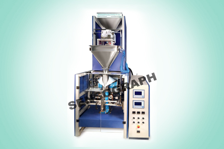 Fully Automatic – Single Head Weigher – Collar Type