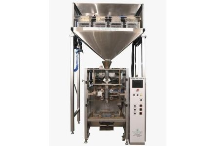 Fully Automatic – Four Head Weigher- Collar Type
