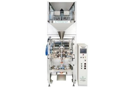 Fully Automatic – Twin Head Weigher- Collar Type